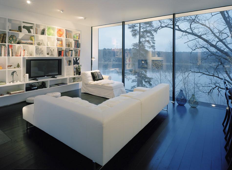 Casa Barone by Widjedal Racki Bergerhoff Architects