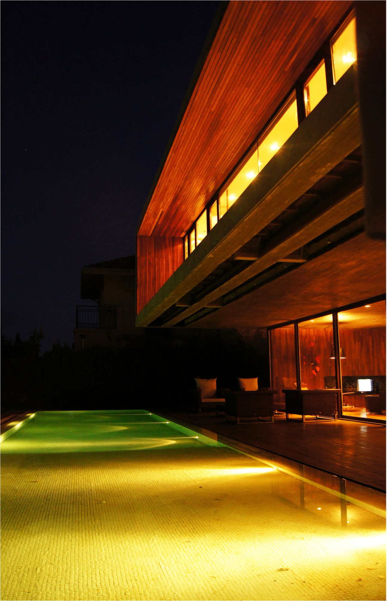 Residence by Fritz+Fritz Arquitectos