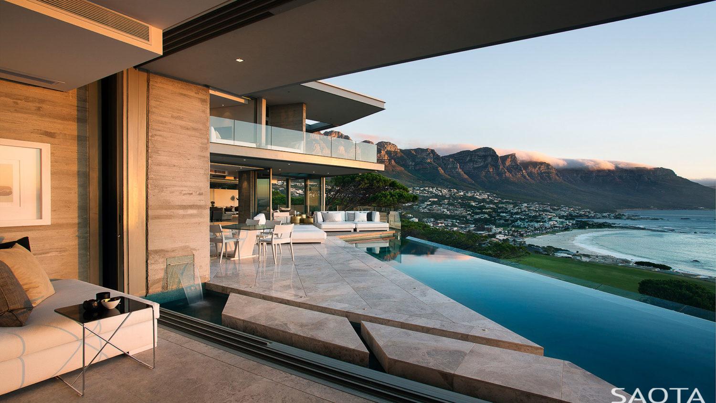 Contemporary residence by SAOTA