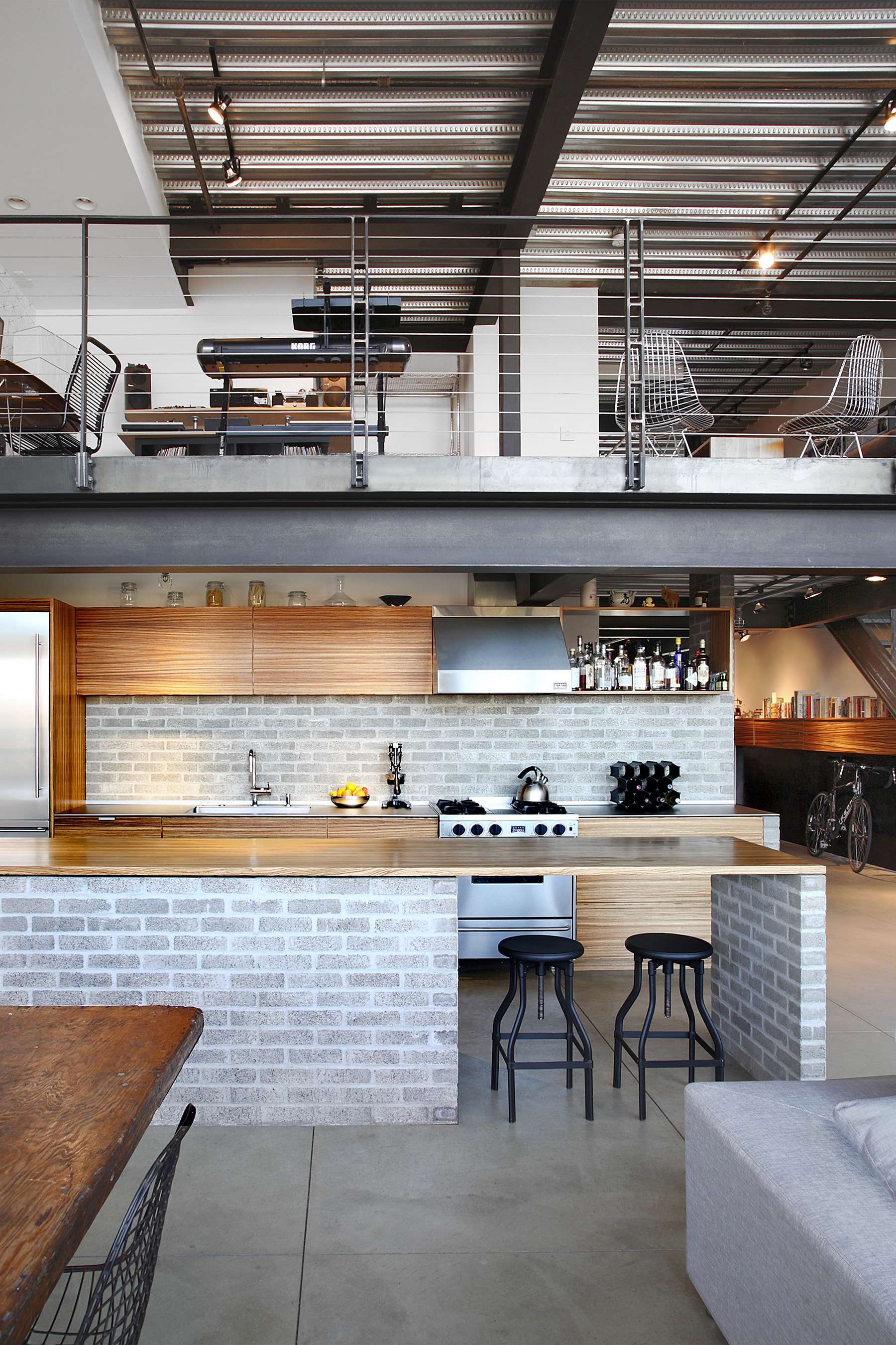 Industrial Loft by SHED Architecture & Design