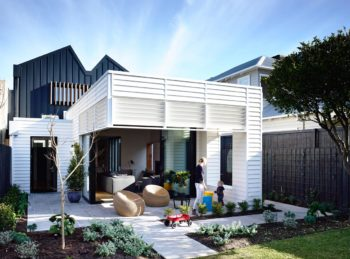 Residence Techne Architecture + Interior Design and Doherty Design Studio