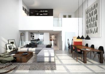 The Saint Martins Loft by Darling Associates Architects