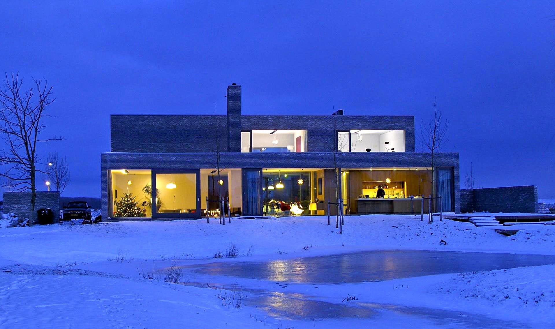 Villa Stamerbos by 70F