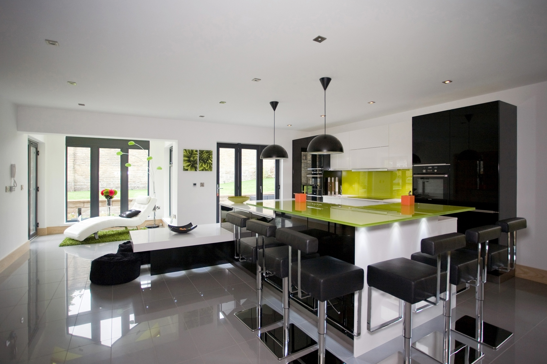 Contemporary Home by Conroy Brook Group