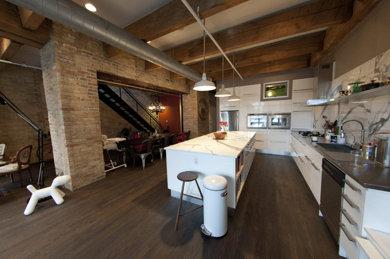 Erie Street Loft by moss:::