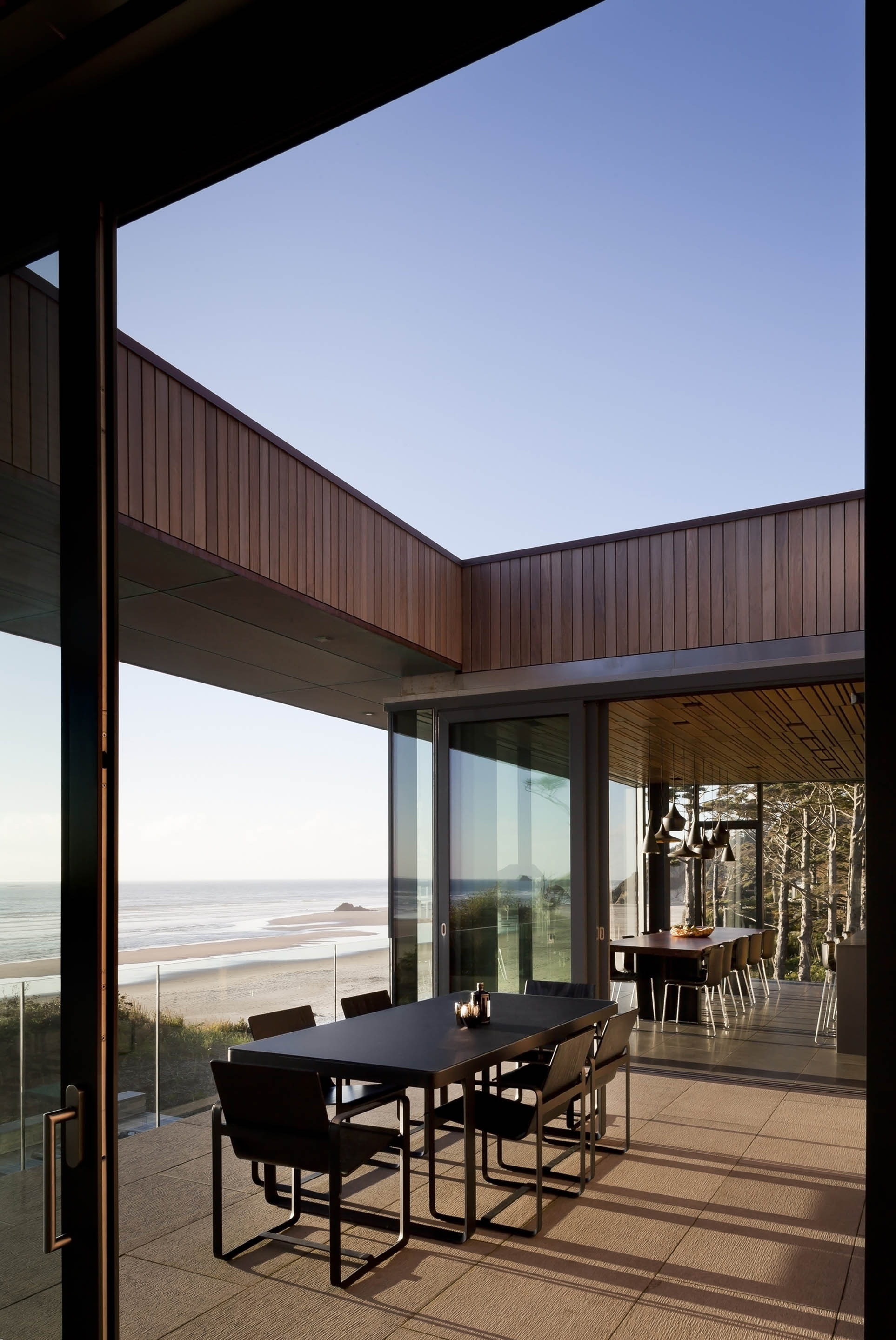 Finley Beach House by Bora Architects