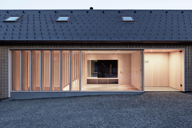 House for Julia and Björn by Architekten Innauer Matt