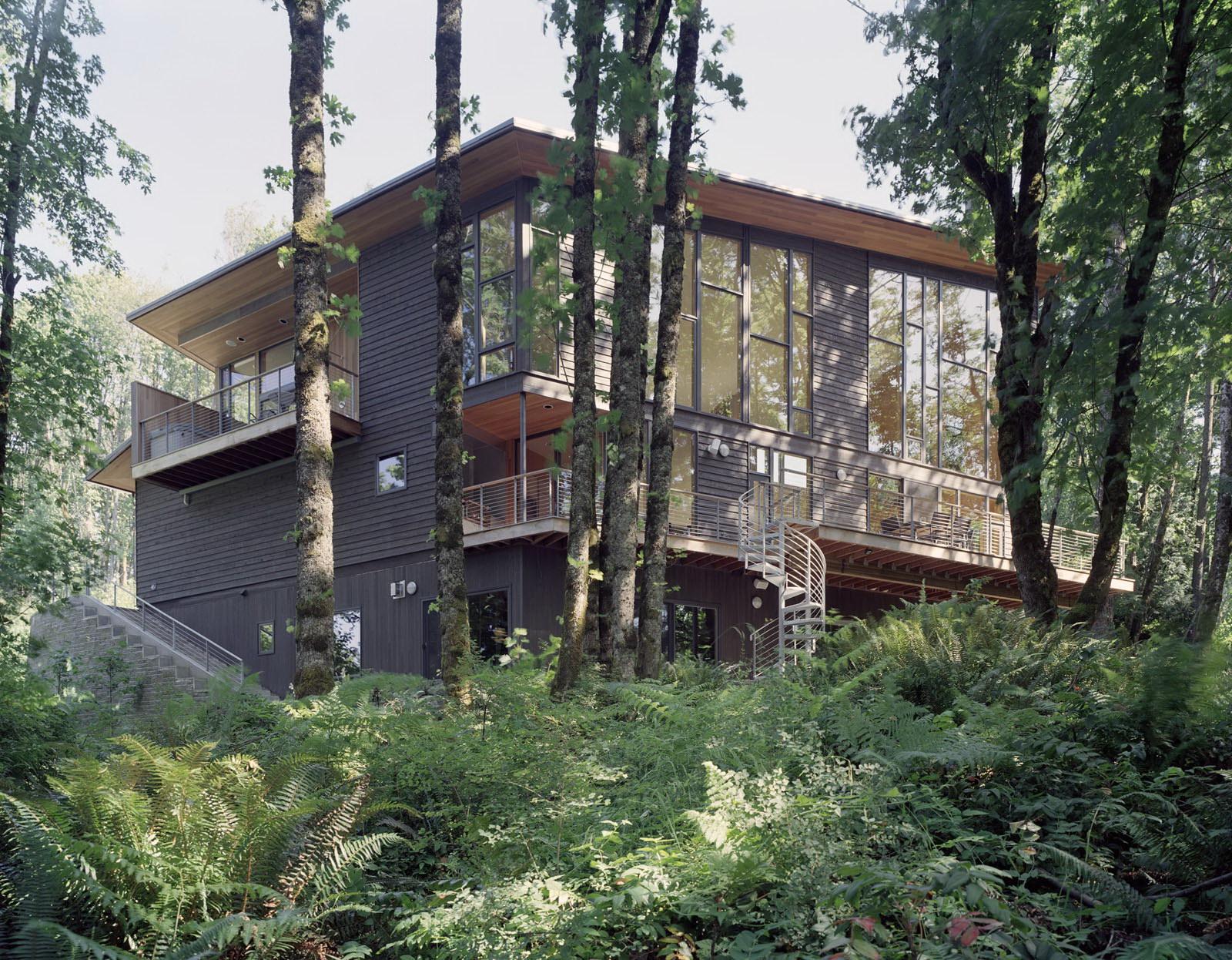 Kitchel House by Bora Architects
