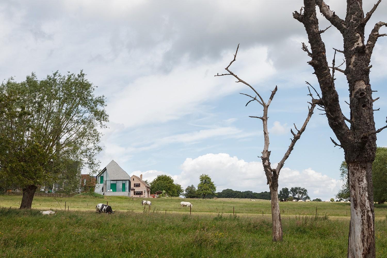 Leeuw House by Nu Architectuuratelier