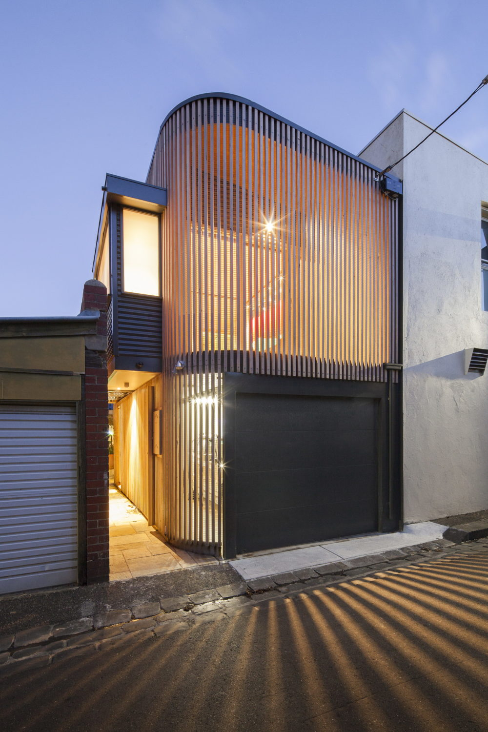 Little Gore Street Studio by Tim Spicer Architects