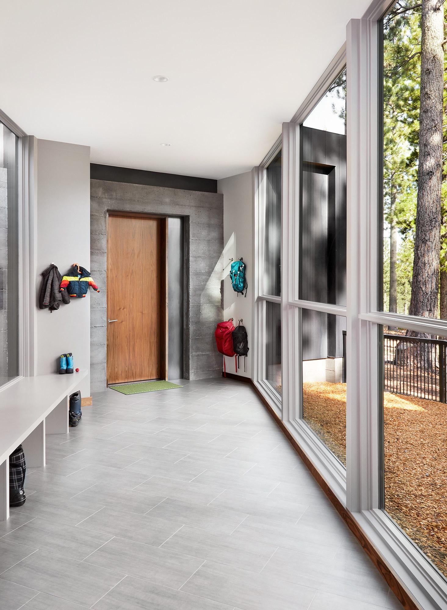 Modern Modular Home by Hills & Grant