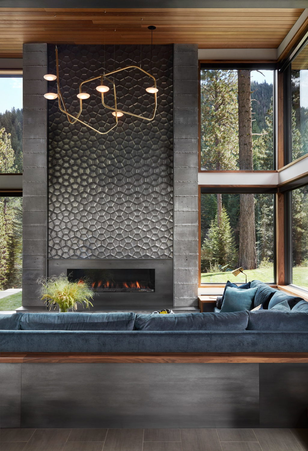 Modern Modular Home by Hills & Grant