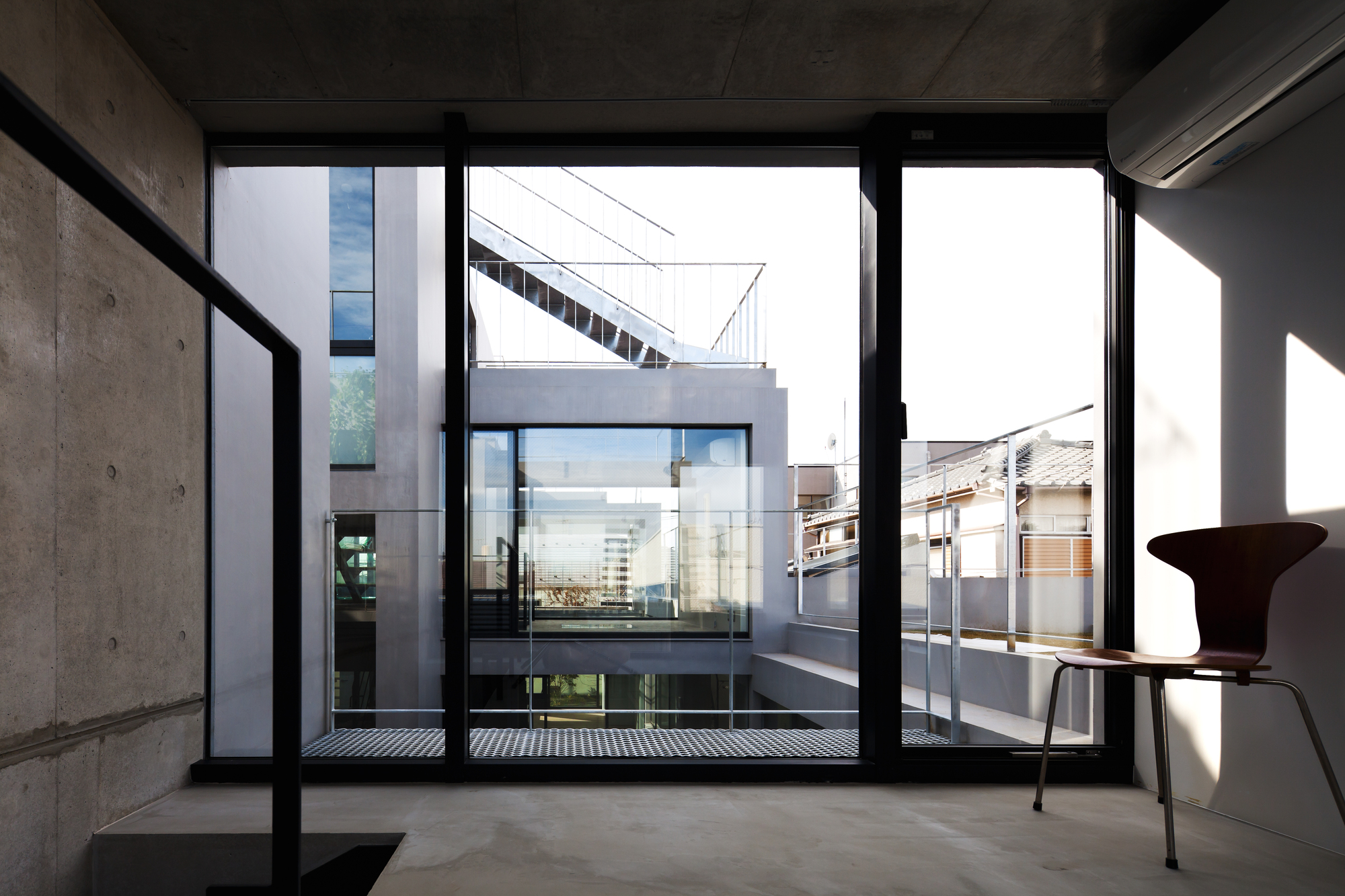 NOIE - Cooperative House by YUUA Architects & Associates