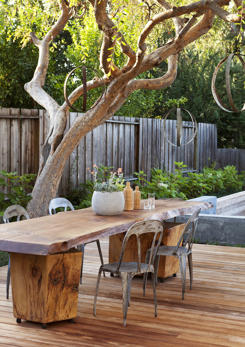 The Gathering Table by Arterra Landscape Architects