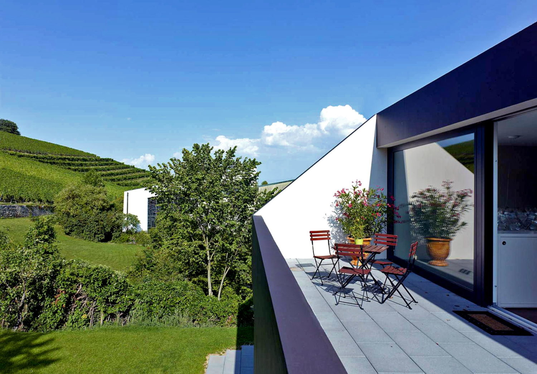 Villa Schuler by Andrea Pelati Architecte