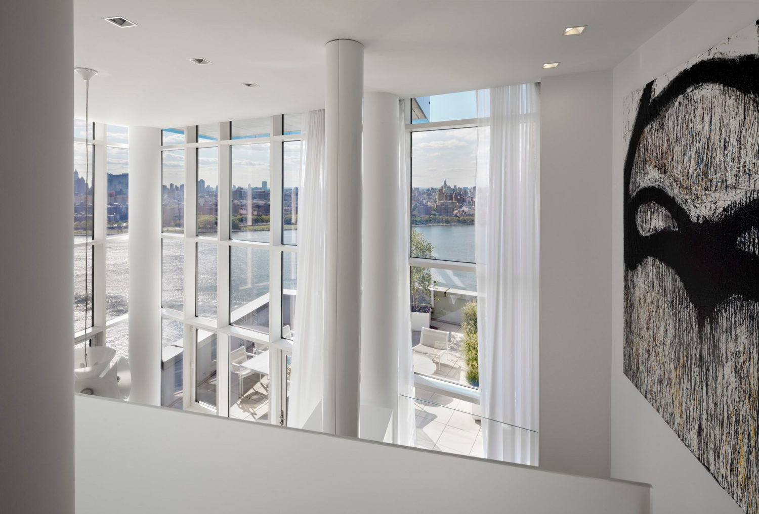 Brooklyn Penthouse by Audrey Matlock Architect