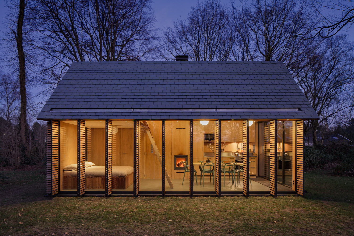 Compact Holiday Home in the Netherlands