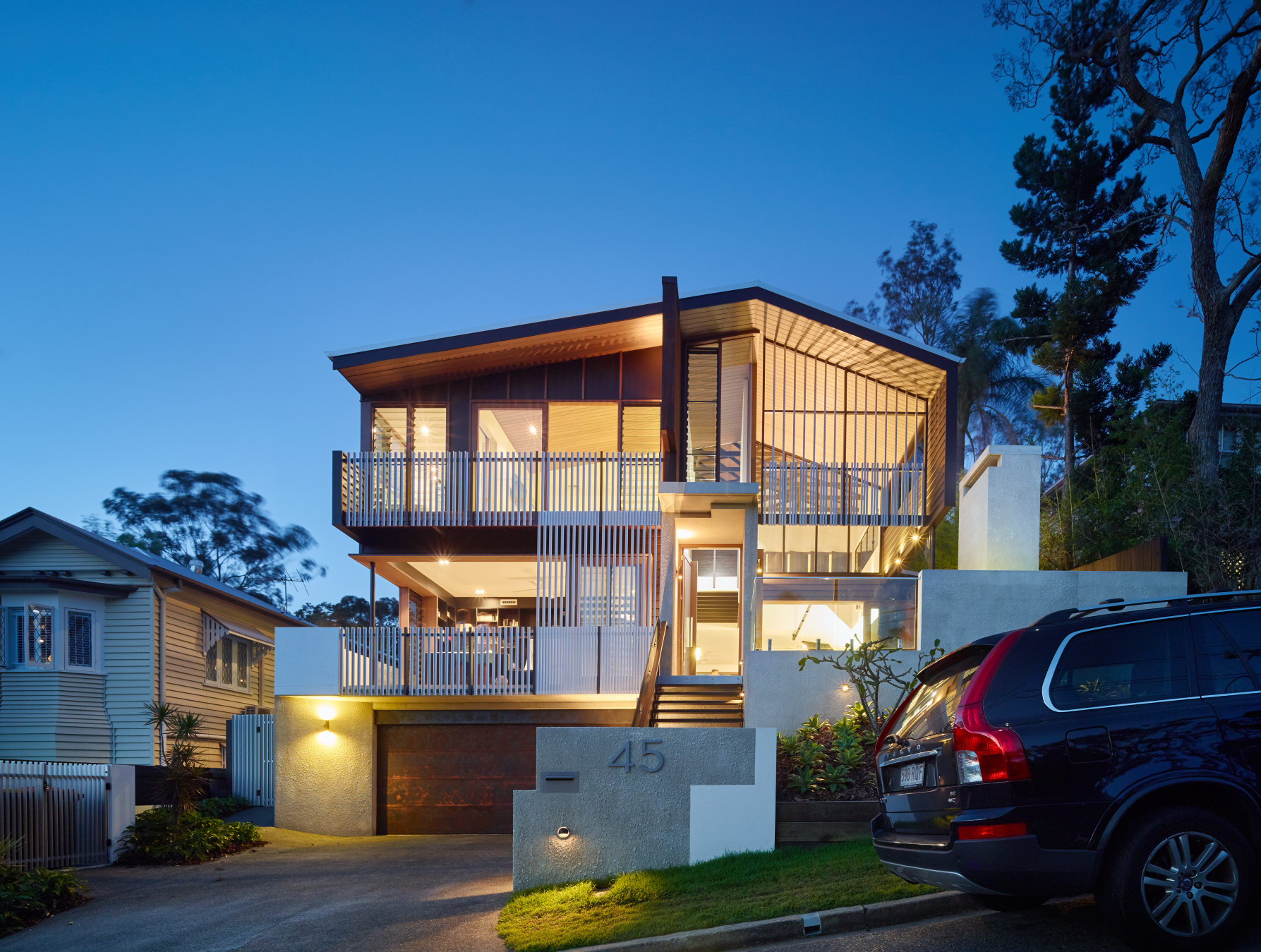 Contemporary Australian Mackay Terrace