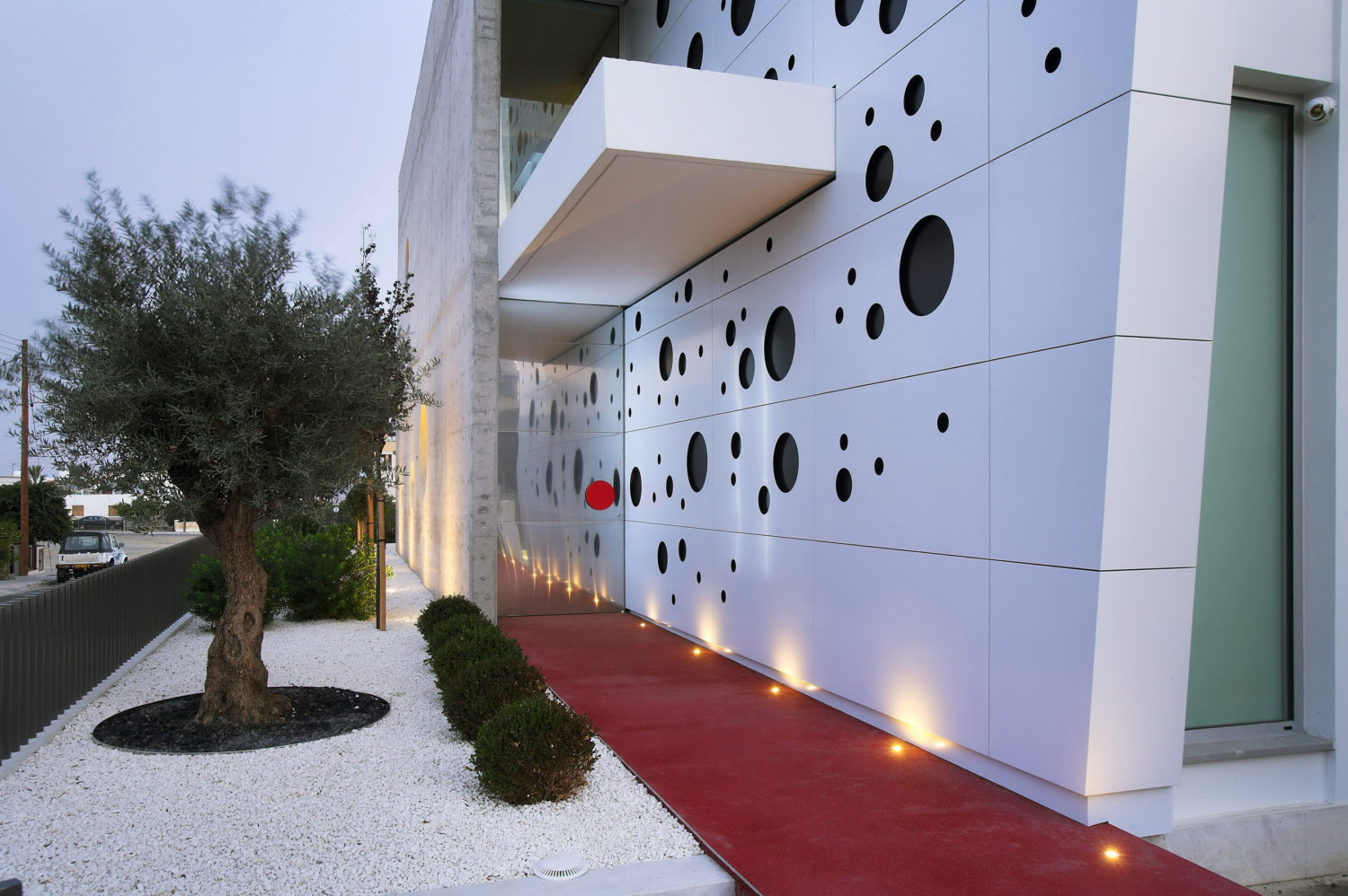 Contemporary Residence in Cyprus