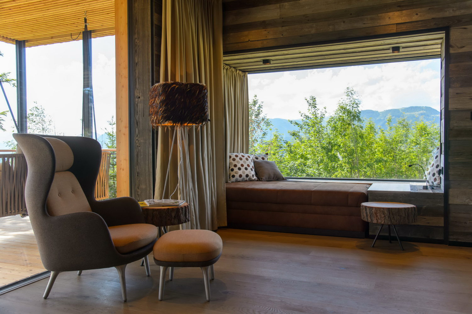 Deluxe Mountain Chalets by Viereck Architects