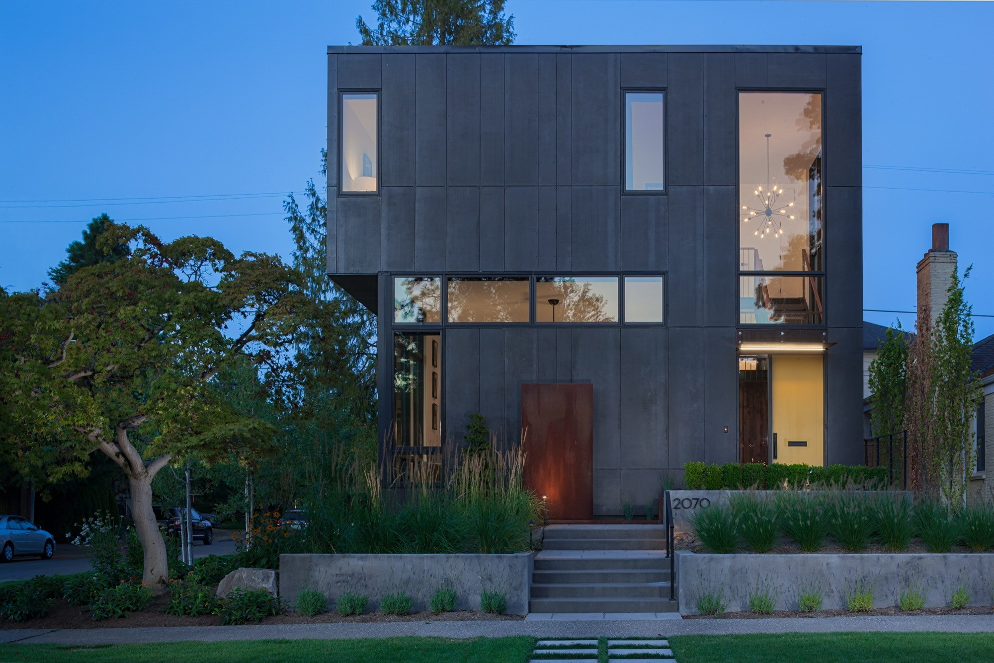 Madison Park Residence by Capsule