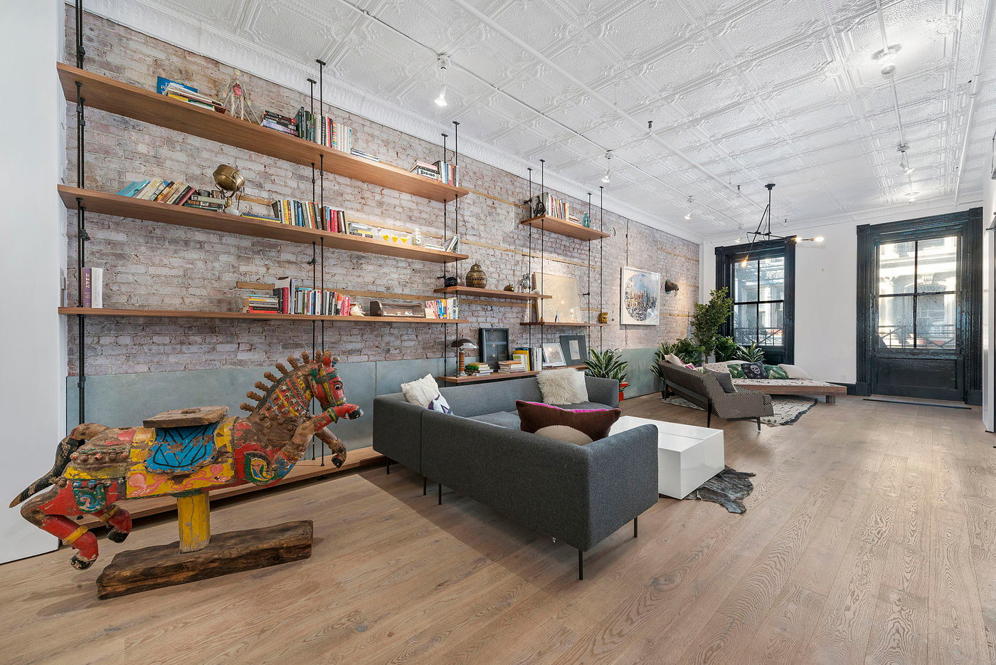 Manhattan Loft by Raad Studio