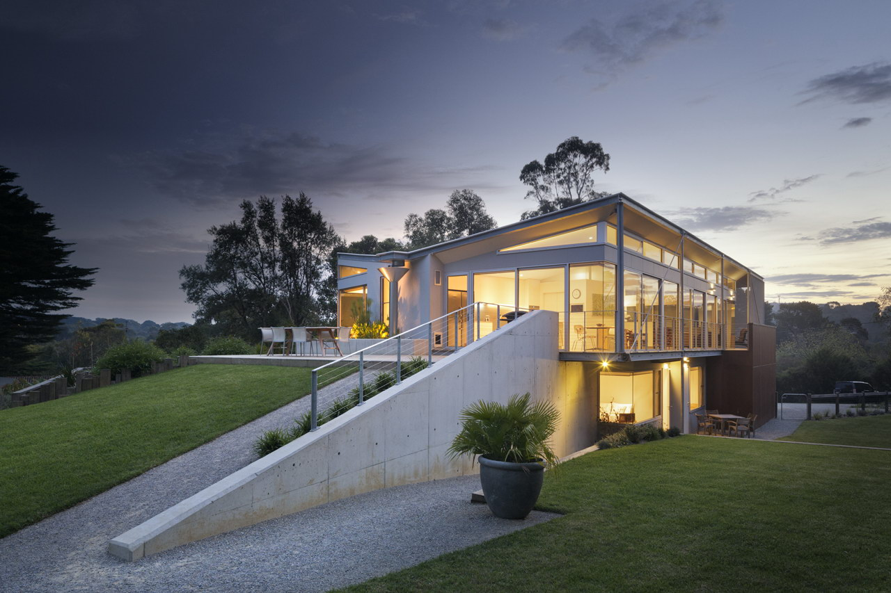 Rest House by Tim Spicer Architects