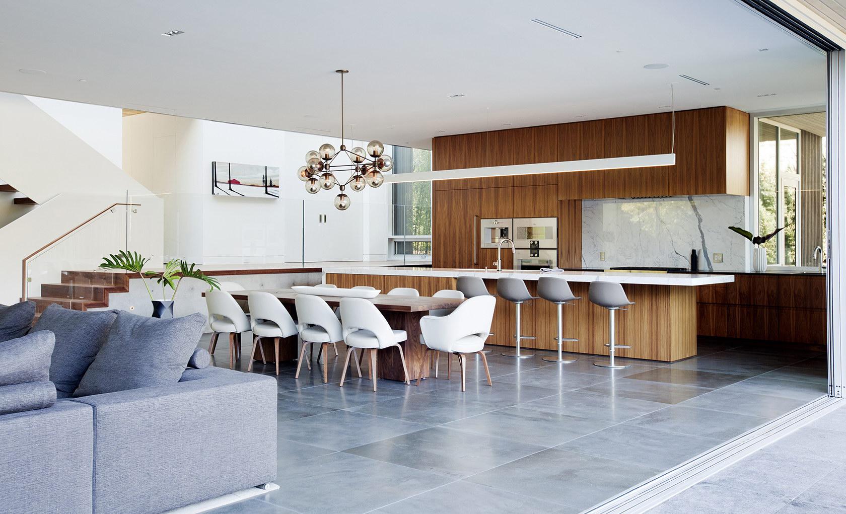 Three-Levels Residence by Evoke