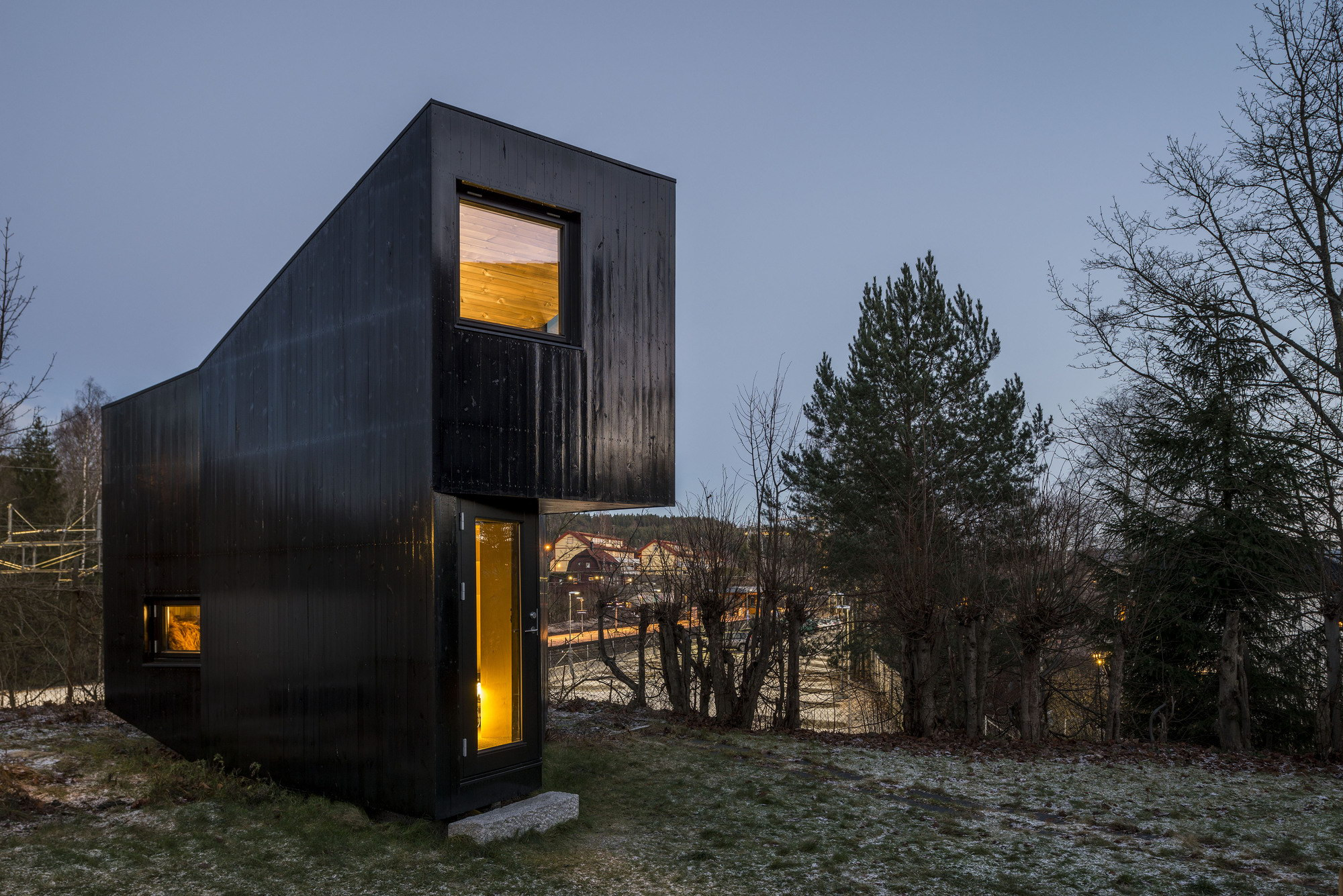 Writers' Cottage by Jarmund/Vigsnæs Architects