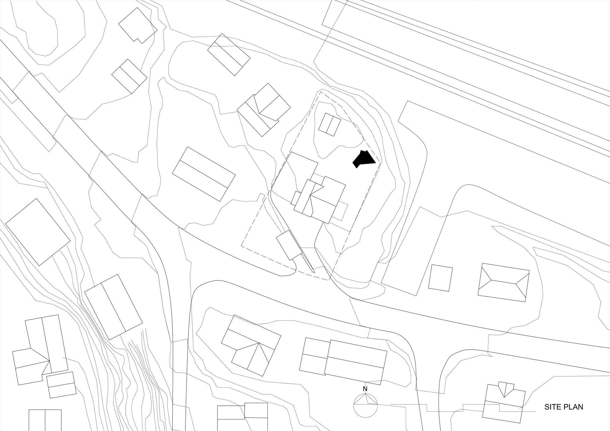 Writers' Cottage by Jarmund/Vigsnæs Architects