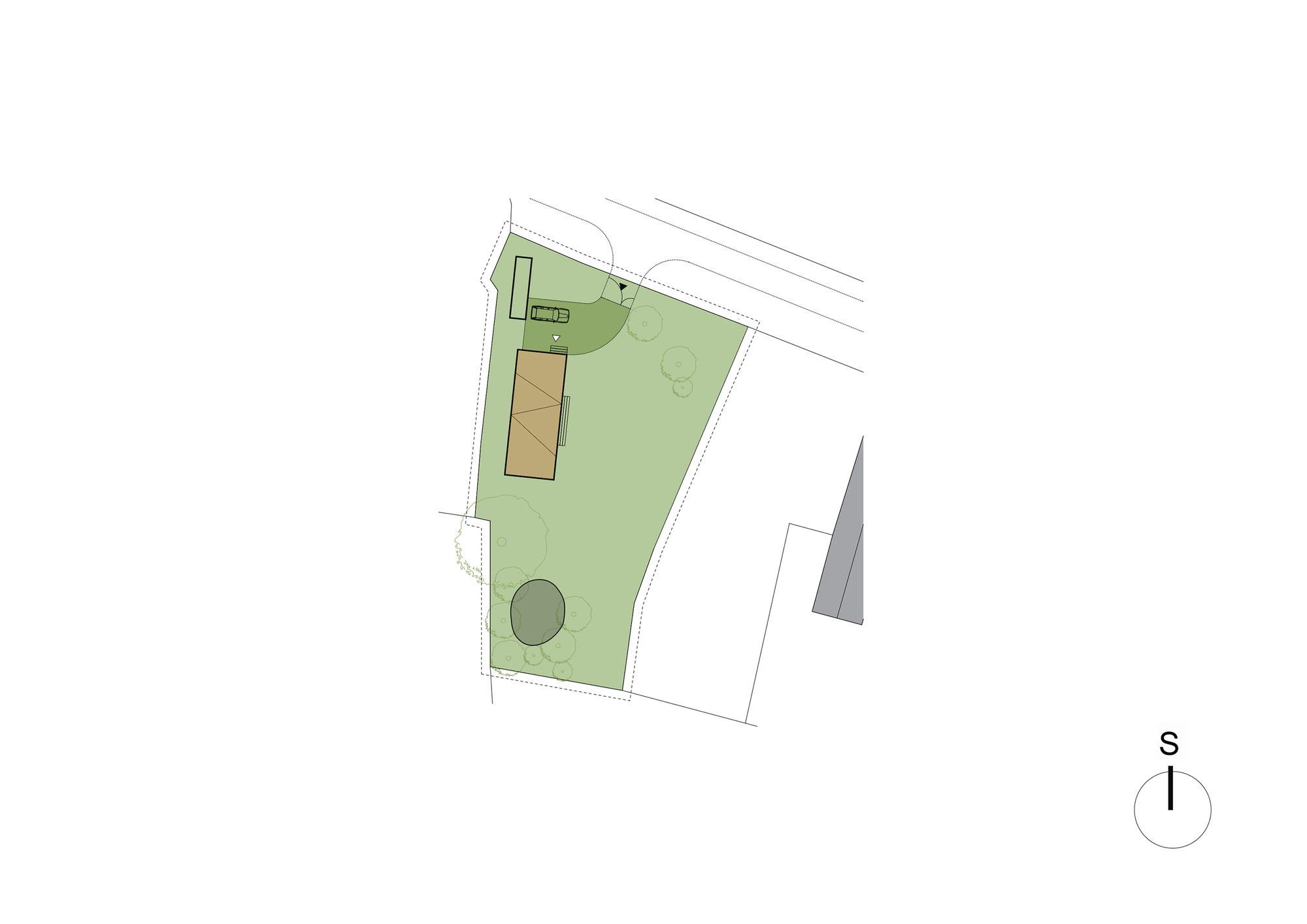 Energy Efficient Wooden House Zilvar