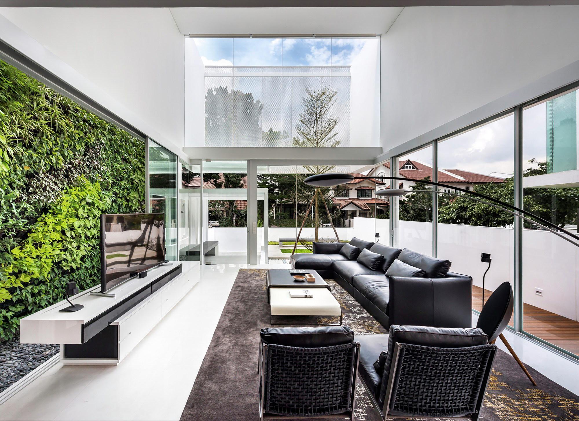 The Greja House by Park+Associates Architects