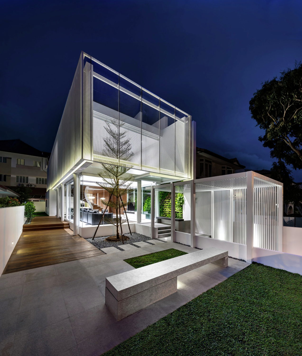 The Greja House by Park+Associates Architects