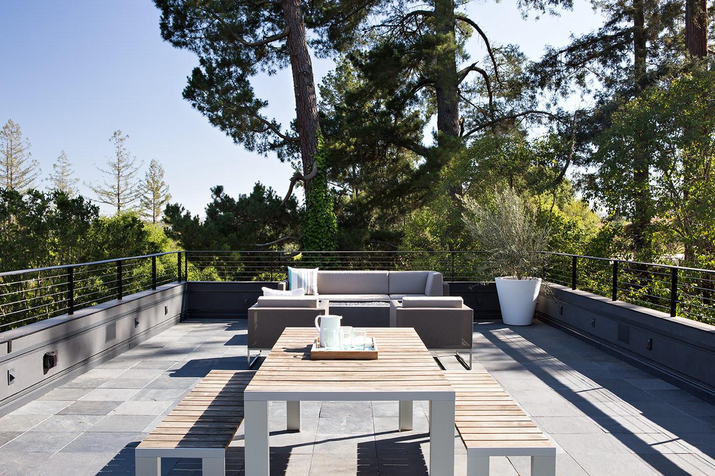 Minimal Modern Addition by Klopf Architecture