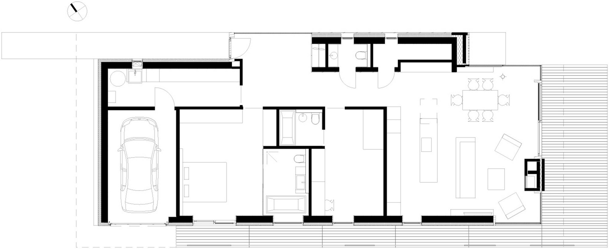 TD House | Family House by sporaarchitects