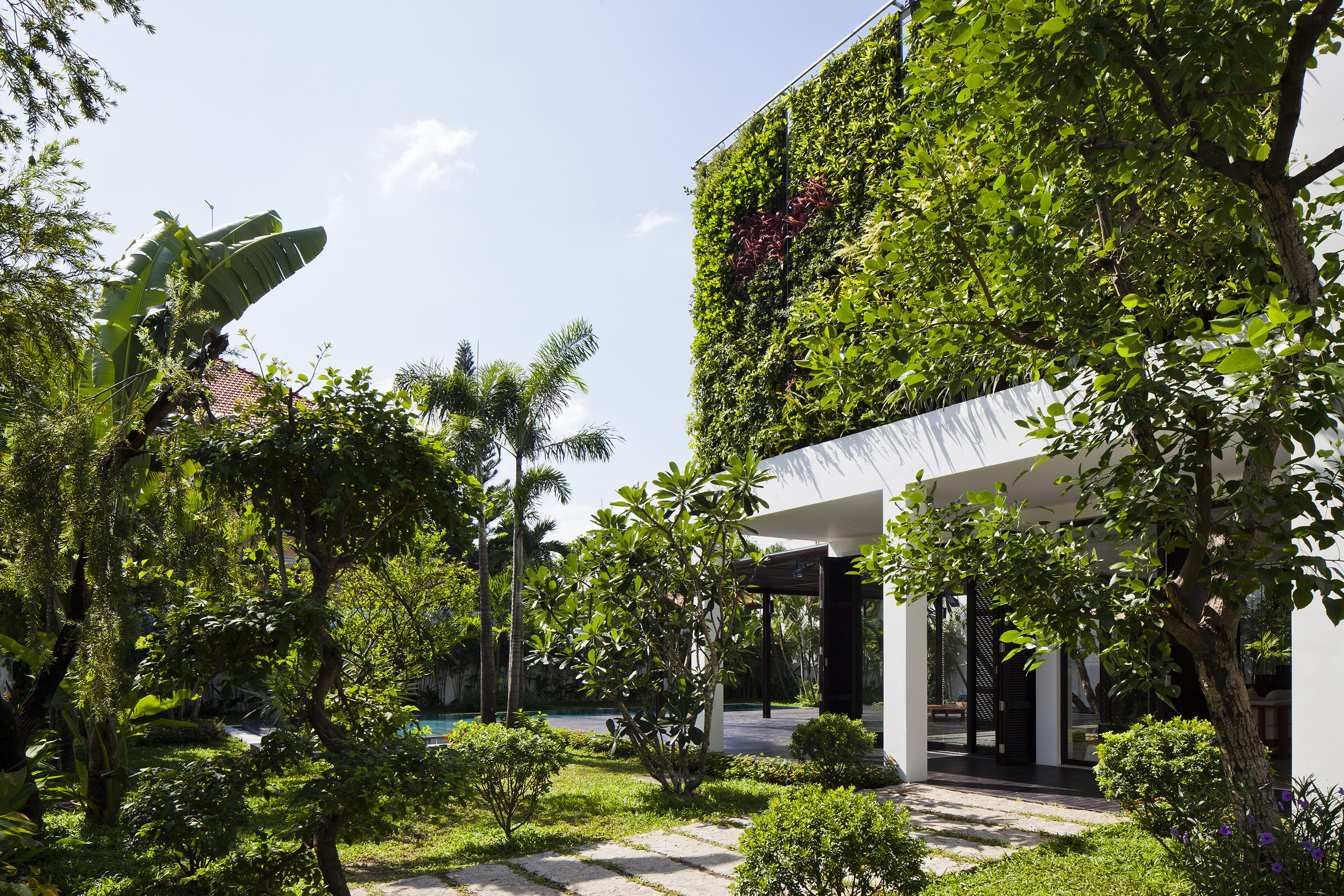 Thao Dien House   Villa Renovation by MM++ architects