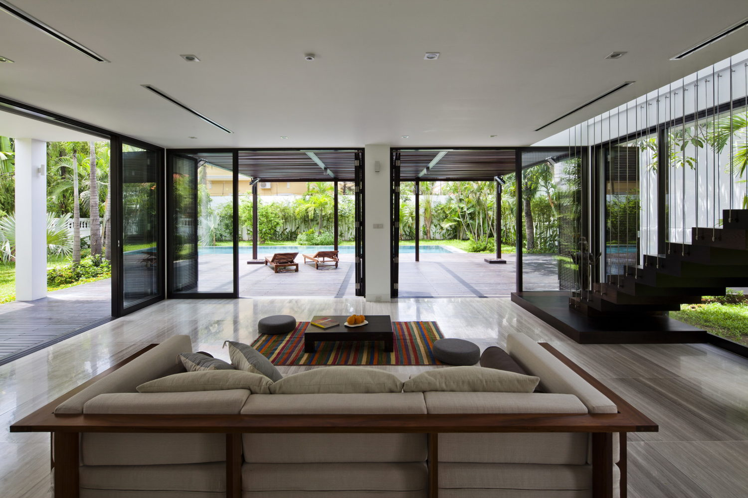 Thao Dien House | Villa Renovation by MM++ architects