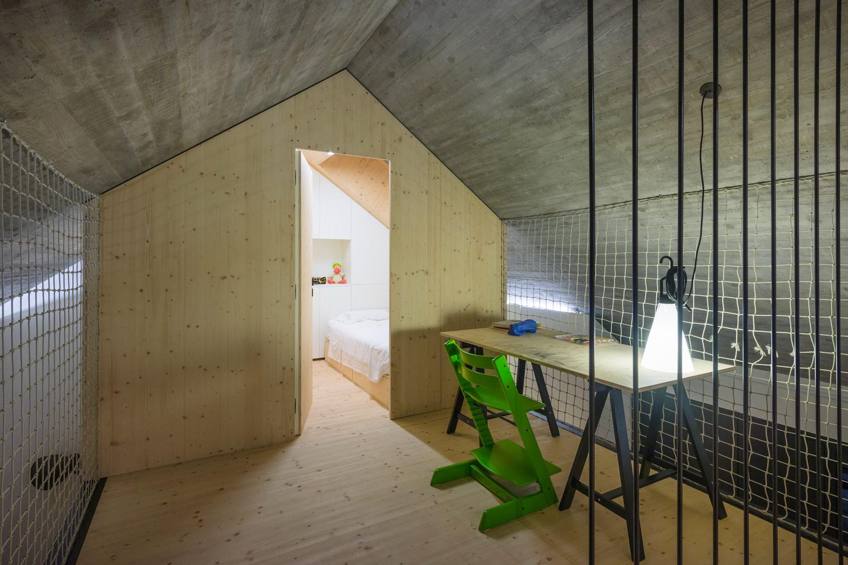Compact Karst House by dekleva gregoric architects