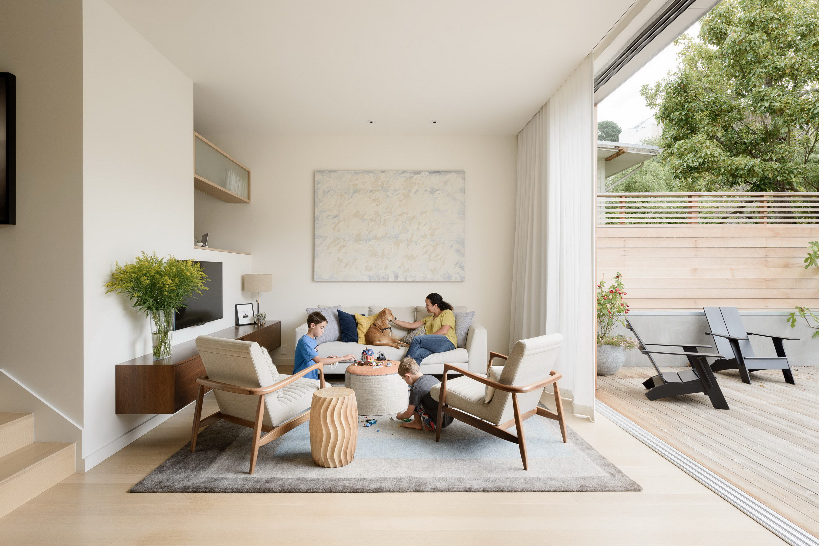 Fitty Wun | Family House by Feldman Architecture
