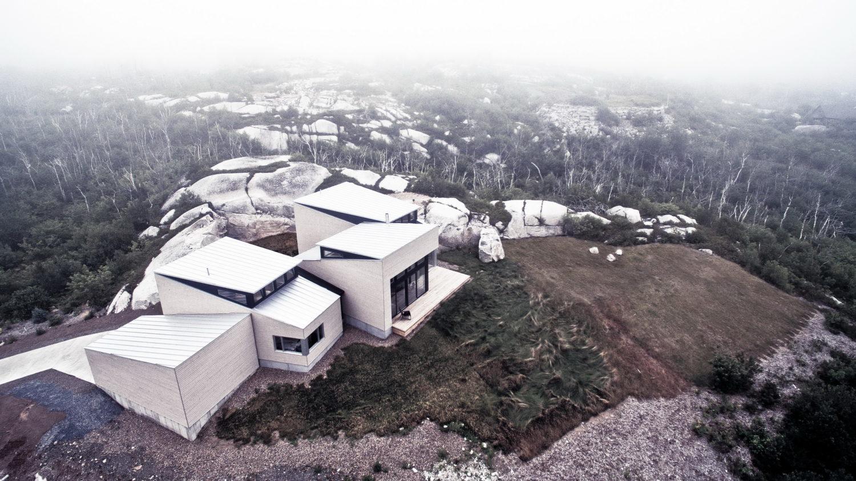 Float House by Omar Gandhi Architect