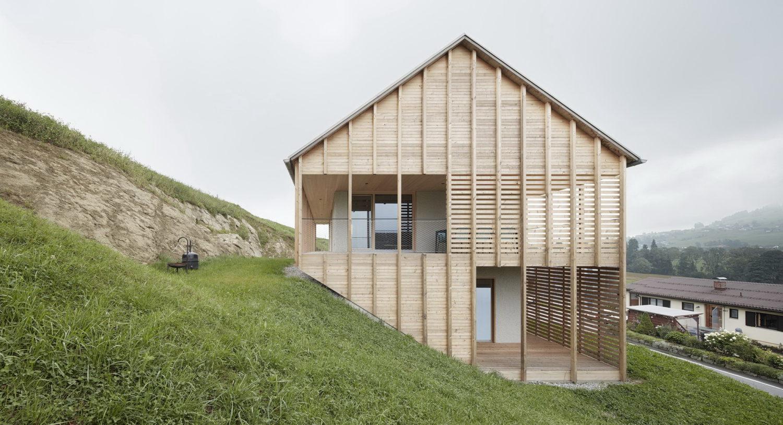 Höller House by Innauer-Matt Architekten