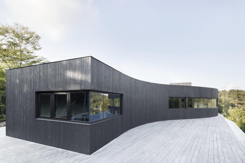 La Héronnière | House by Alain Carle Architecte