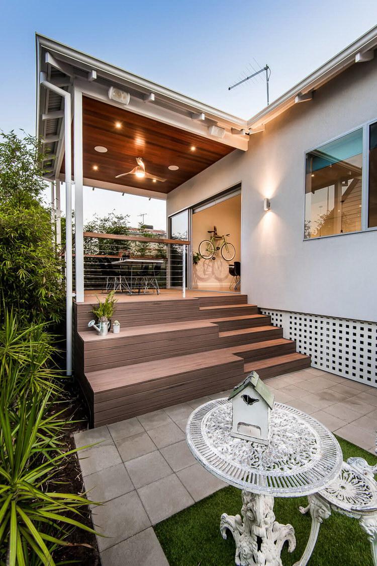 Maylands Cottage Renovation by Dalecki Design