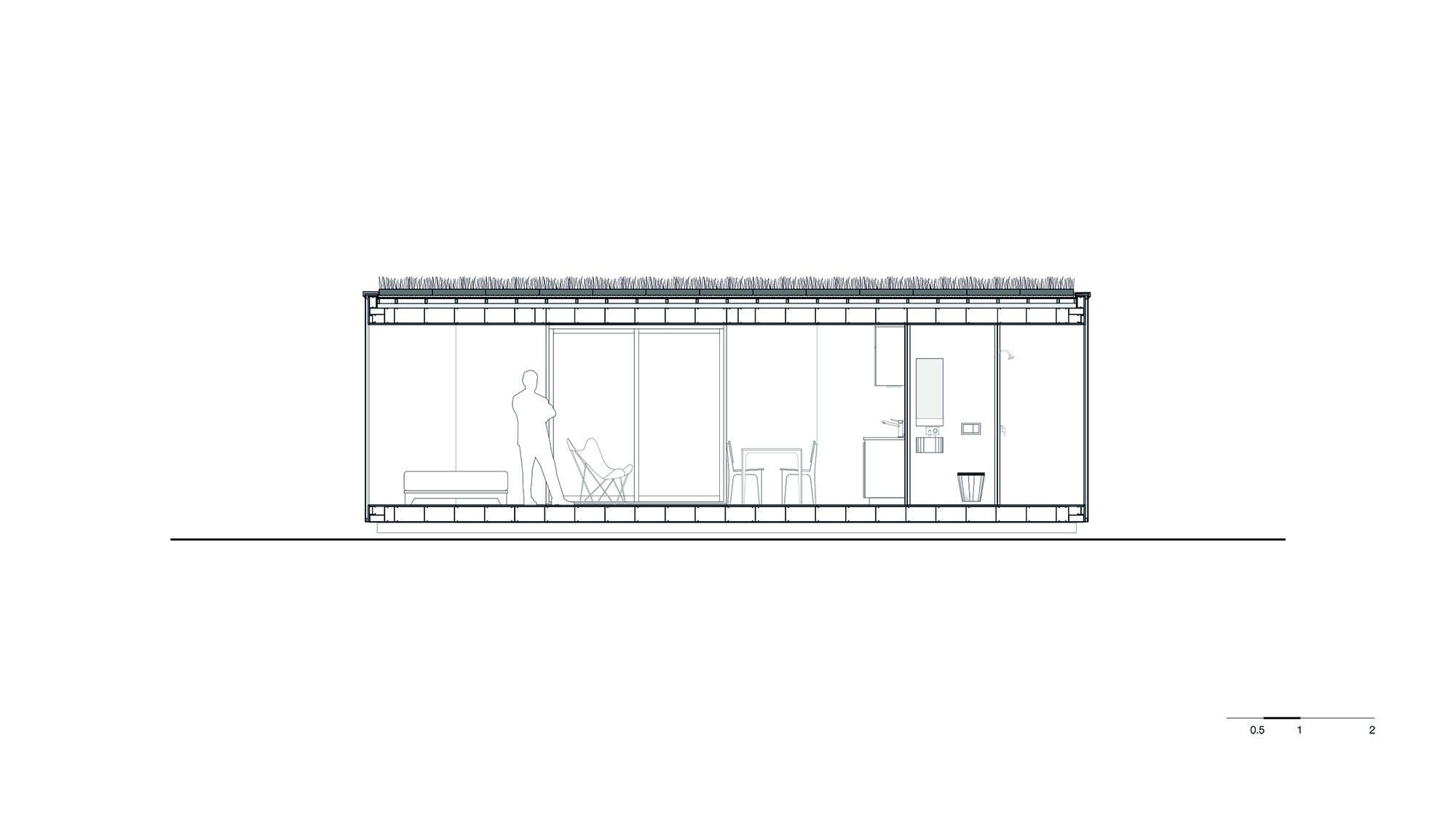 Minimod | Modular Home by MAPA