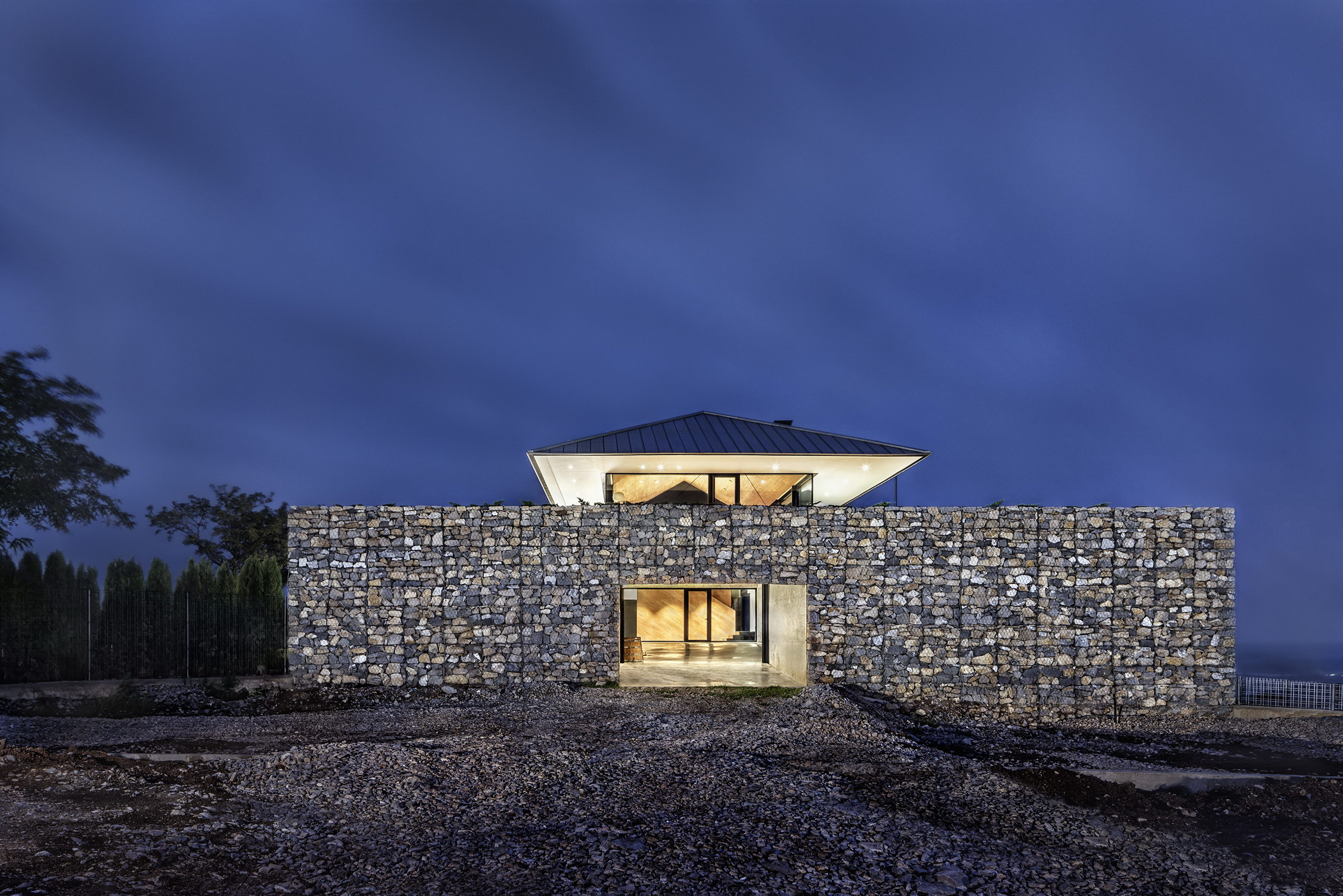 Observation House by I/O Architects