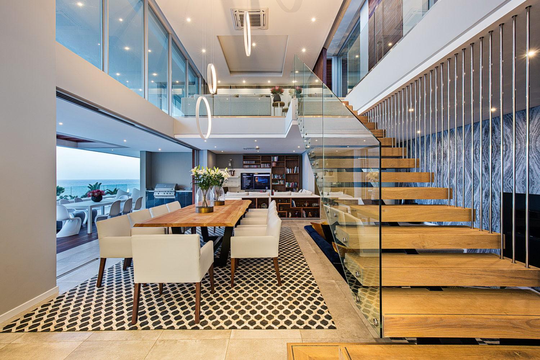 Salt Rock House by Metropole Architects