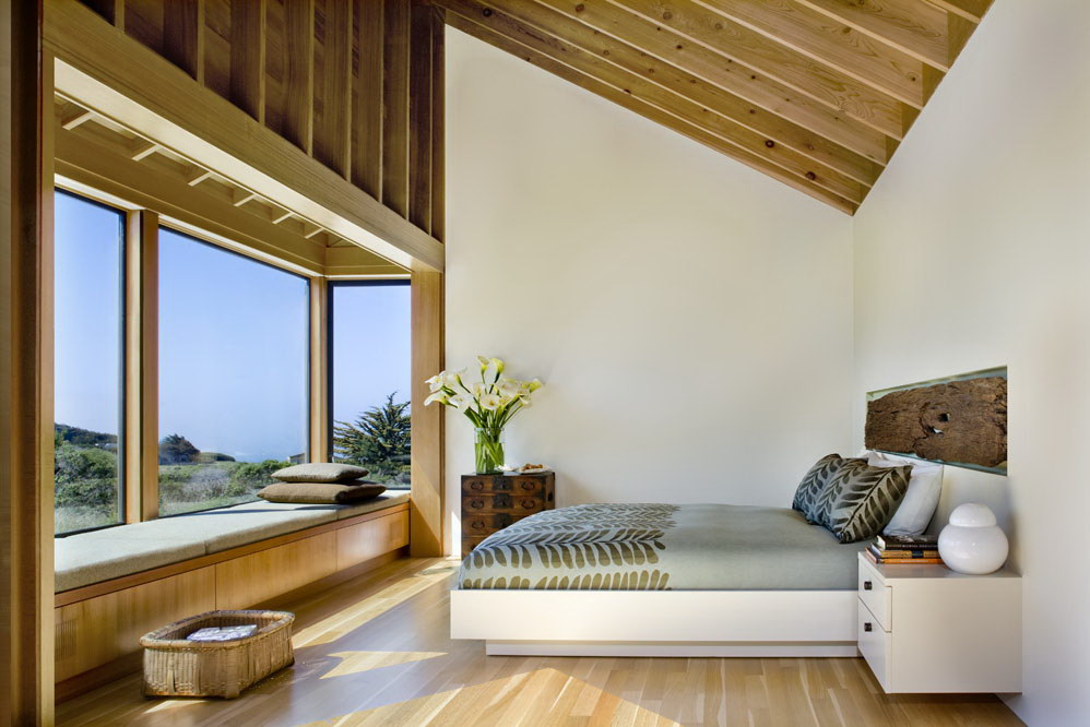 Sea Ranch Residence by Turnbull Griffin Haesloop