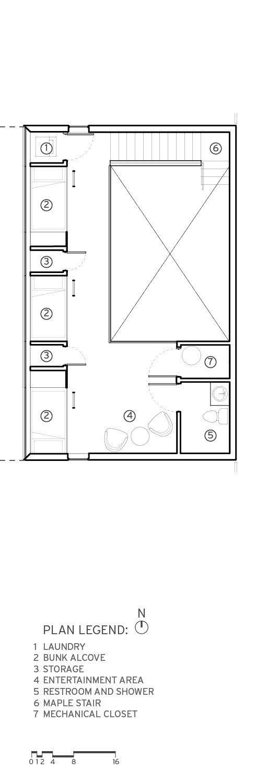 Srygley Pool House by Marlon Blackwell Architects