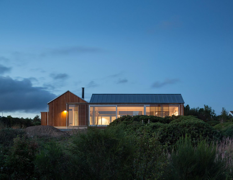 Summer Residence by Lenschow & Pihlmann
