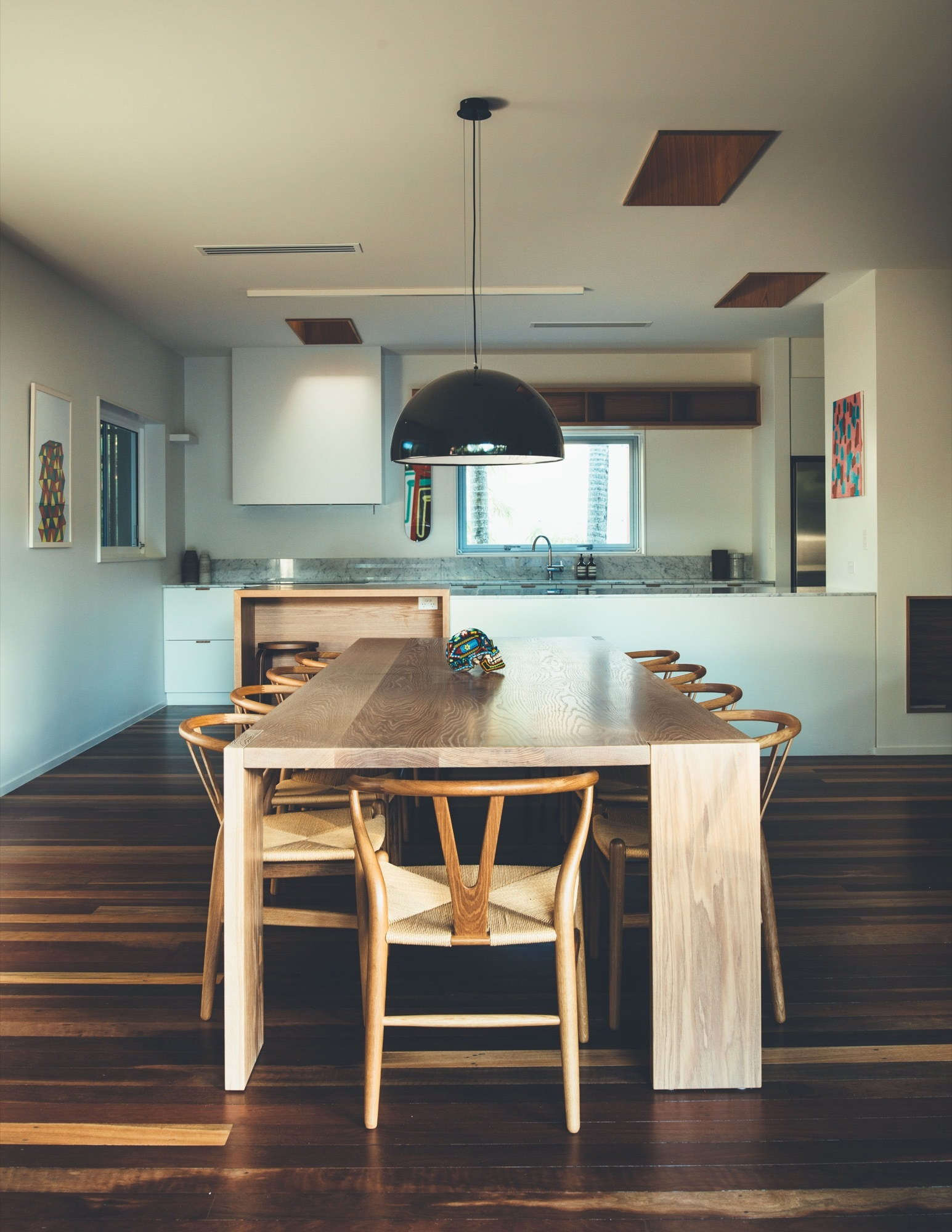Sunday House | Beach House by Teeland Architects